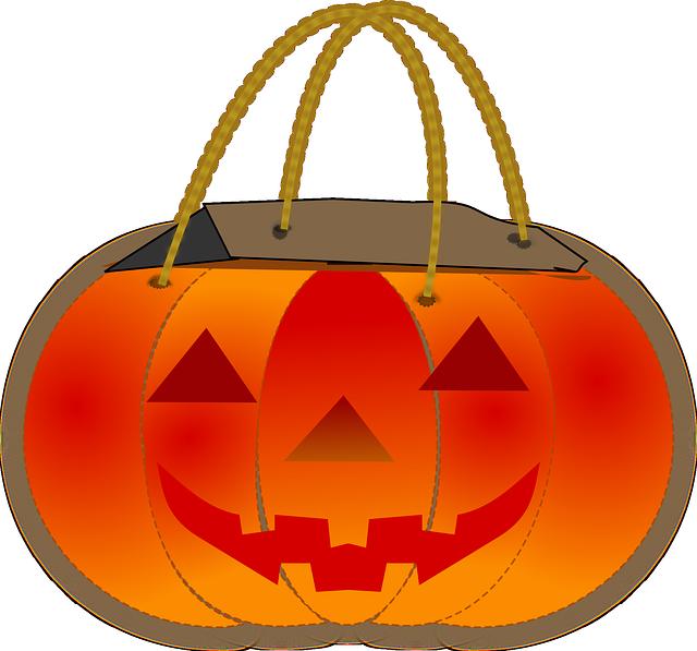 dýňová kabelka