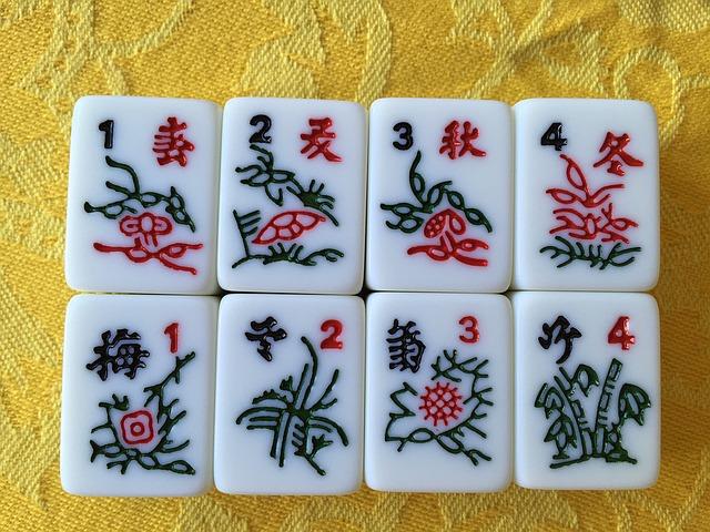 čínská hra