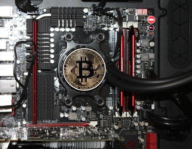 bitcoin procesor