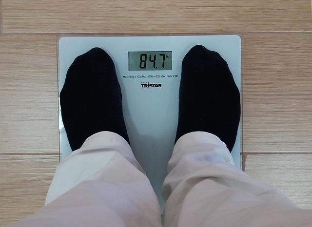 digitální váha