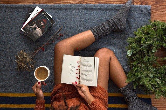káva ke čtení