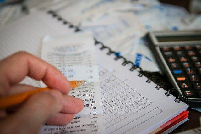 kontrola účtenky