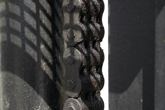 špinavý řetěz
