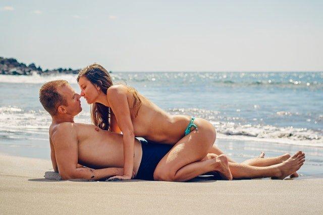 kdy ani žena na pláži nevyvolá ten správný okamžik přitažlivosti, něco je v nepořádku