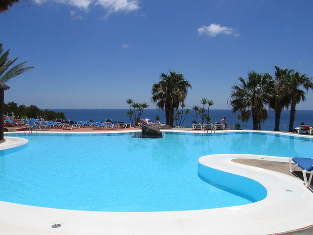 fotografie bazénu