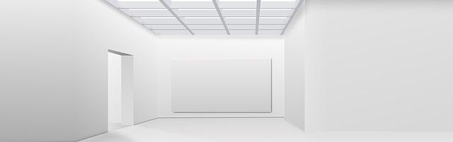 místnost pro představu
