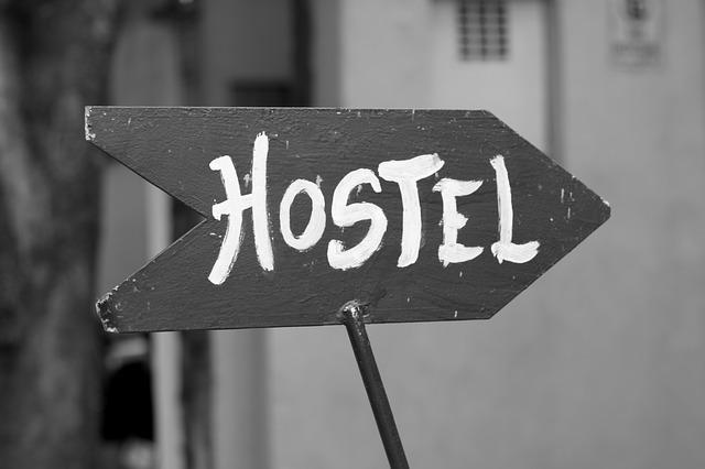 značka Hostel