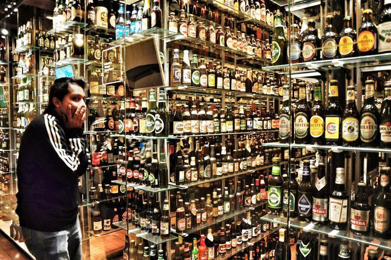 Pivařův ráj, obchod s pivem.jpg